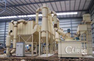 1000 mesh talc grinding mill
