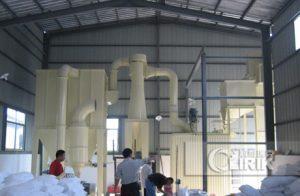 talc grinding machine