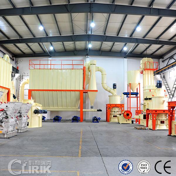 Stone Powder Production Line