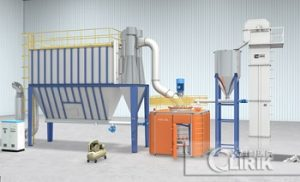Stone Powder Production Line