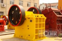 Talc Jaw Crusher